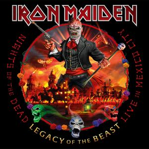 Iron Maiden: Nights of the Dead - Legacy of the Beast: Live in Mexico City