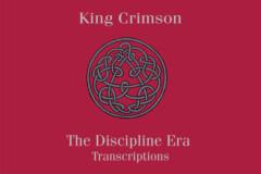 "Riccio and Gunn Publish ""King Crimson: The Discipline Era Transcriptions"" Book"