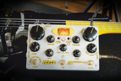 Markbass Unveils the Mark Vintage Pre Preamp Pedal