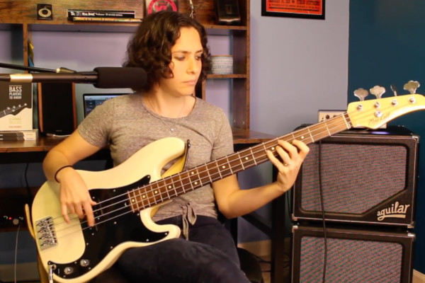 Ryan Madora: How To Create A Bass Groove