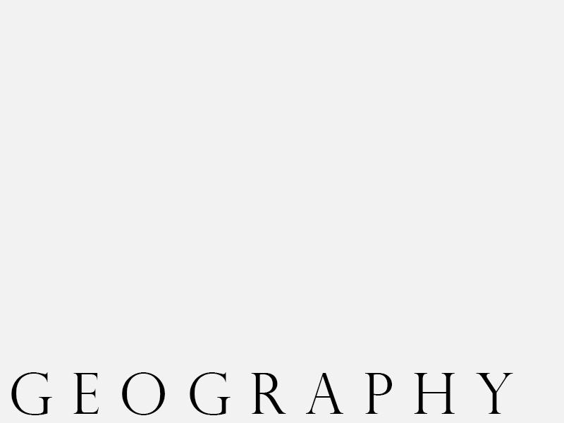 dep geography