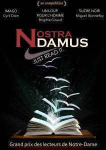 Prix littéraire Nostra Damus