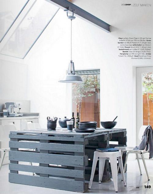 8 idees deco de mobilier palette