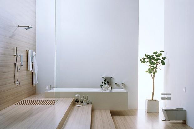 18 idees de douche pour votre loft