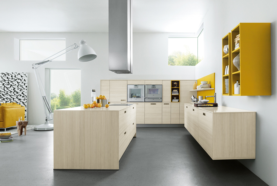 21 idees de cuisine pour votre loft