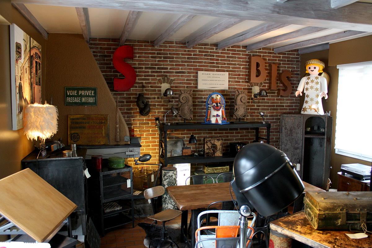 10 Boutiques De Mobilier Industriel Amp Antiquits