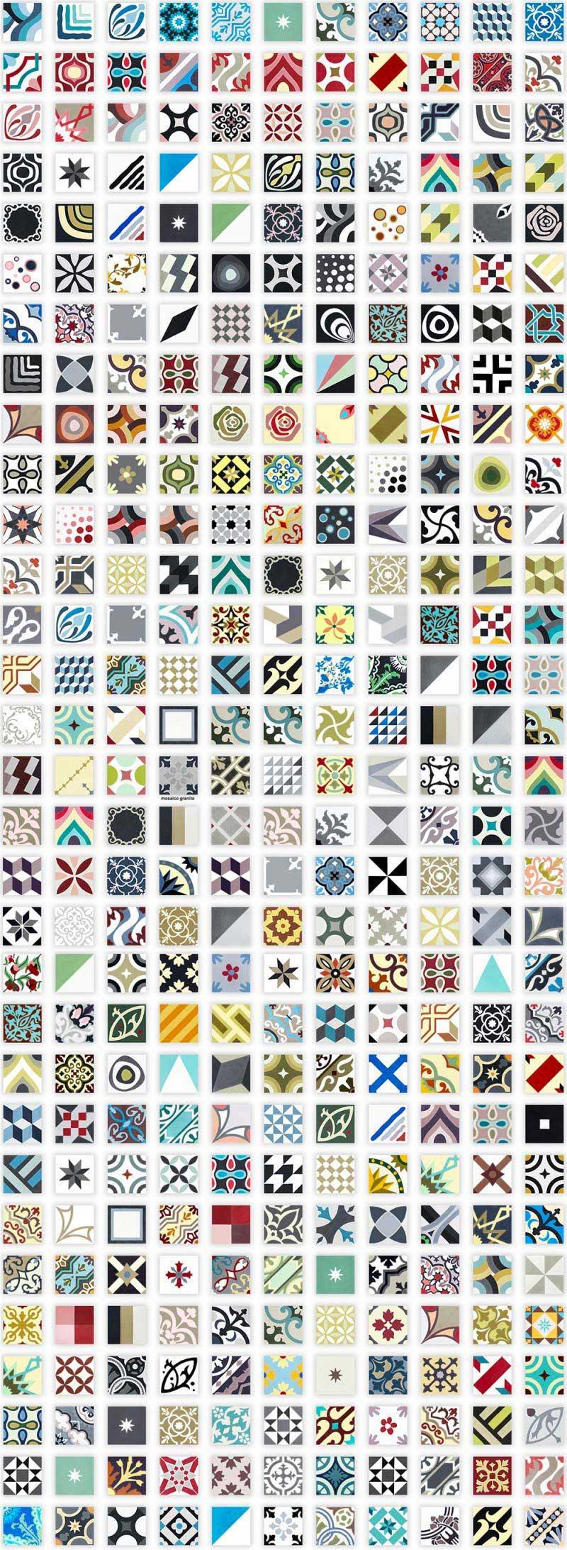 carreaux de ciment 37 idees deco avec