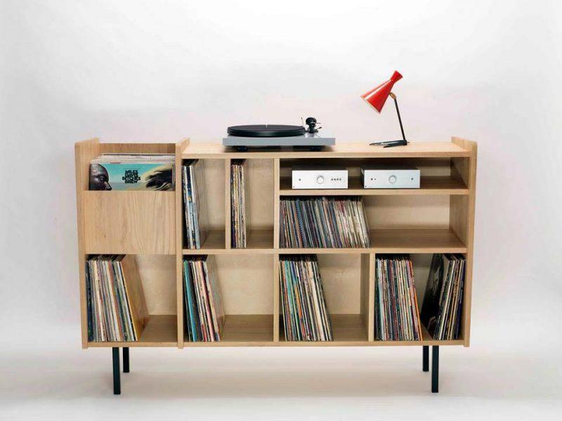 meuble hifi maison
