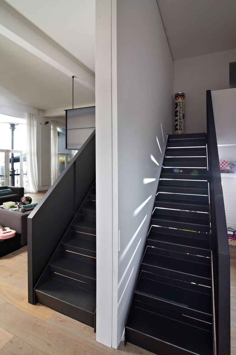 Loft Amsterdam Par Witteveen Architecten