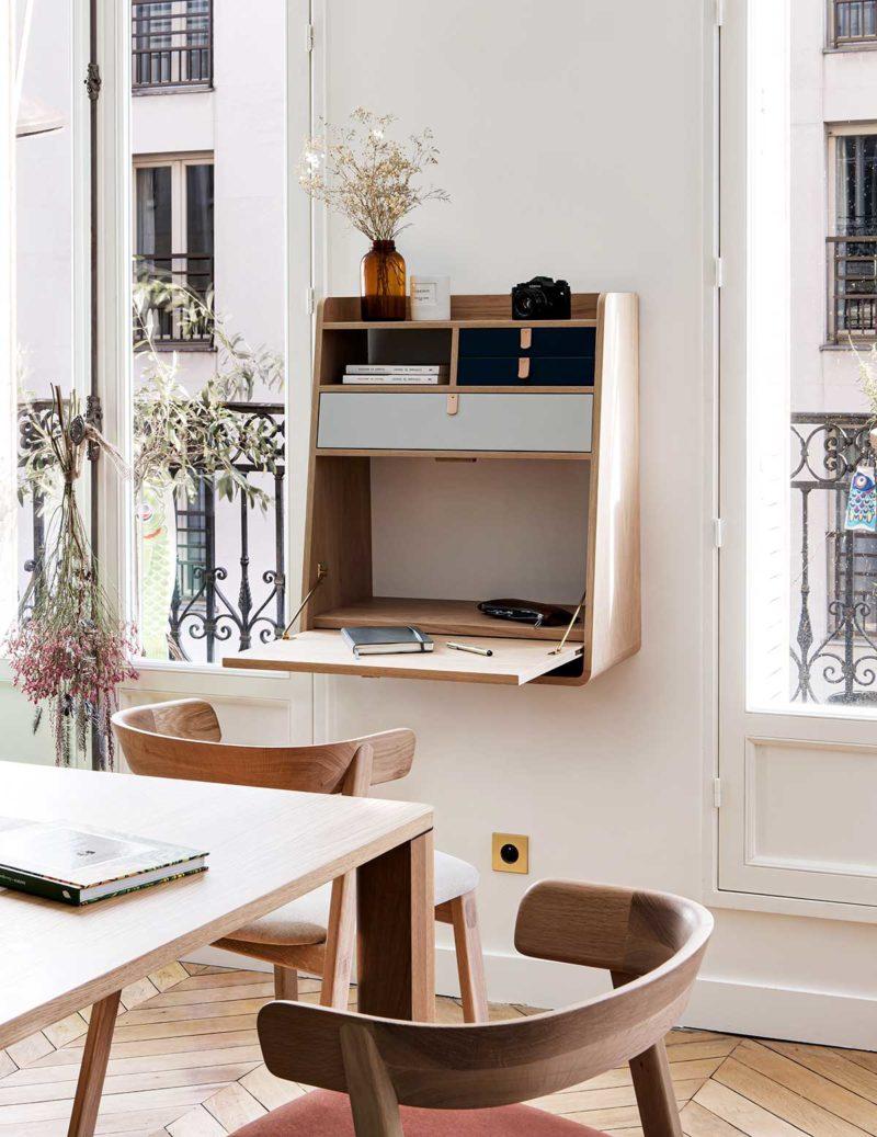 bureau mural rabattable 20 meubles