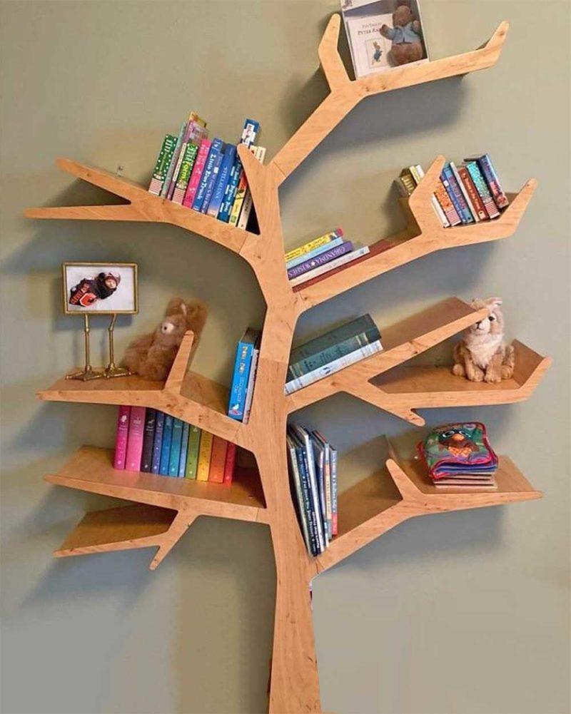bibliotheque originale 20 idees de design