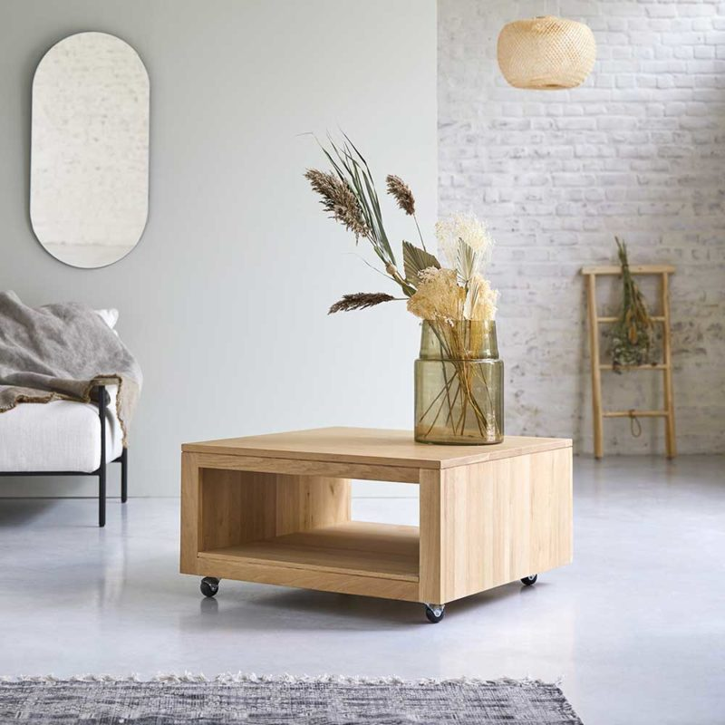 table basse a roulettes 16 idees deco