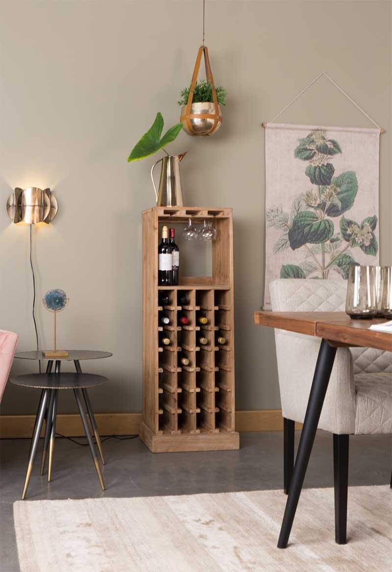 rangement bouteille de vin 16 meubles