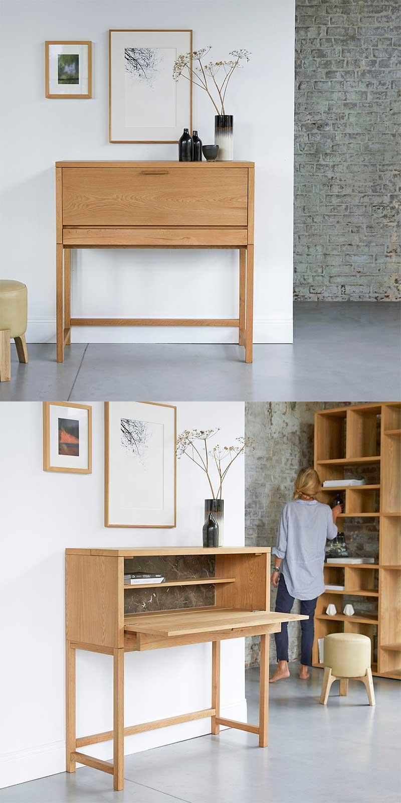 petit bureau 20 meubles gain de place