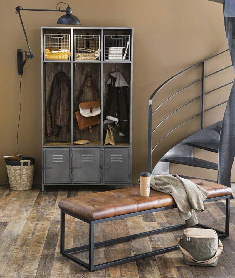 meuble d entree industriel 16