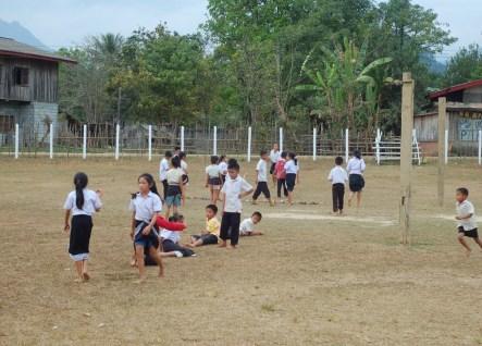 Choupi et Tibal : Sae Lao project
