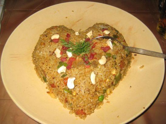Biryani love