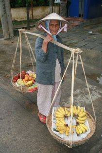 Porteuse de fruits