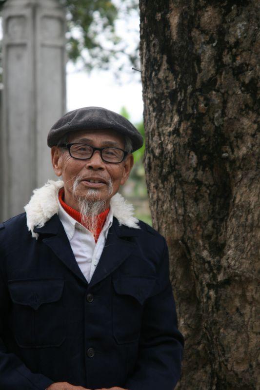 Vietnamien avec mes lunettes