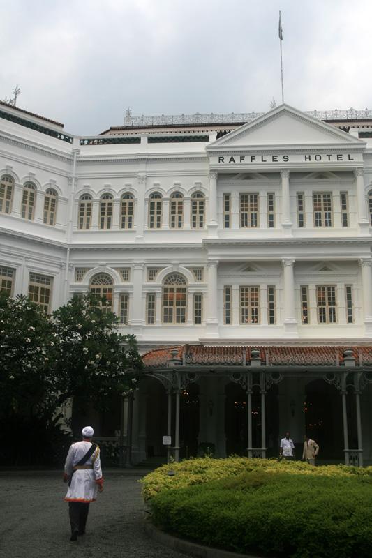 Le Raffles hôtel