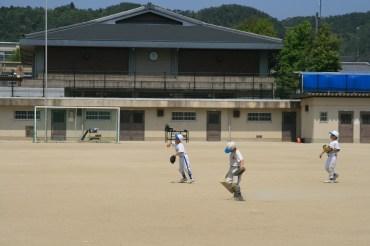 N'oublions pas que le Japon adore le baseball