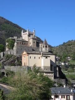 Château vallée d'Aoste