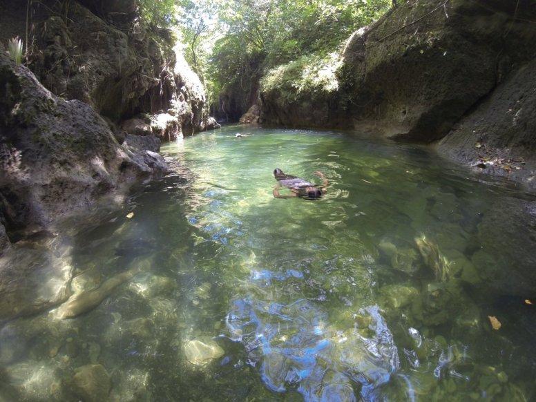 Jovellar river
