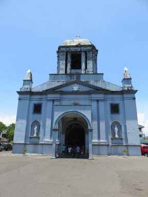 Cathédrale de Legazpi