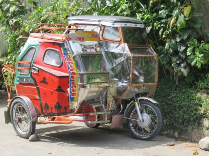 Tricycle philippin