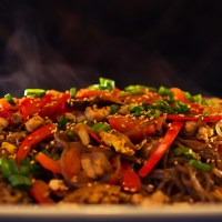 Shirataki Noodles Stir-Fry Recipe