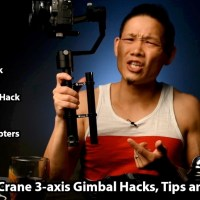 Zhiyun Crane 3-axis Gimbal Review: Hacks and Tips for the best All-In-One Gimbal for GoPros, Smartphones and DSLR Cameras