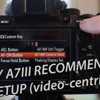 How to set up the Sony A7iii - Recommended Settings, tips and tricks for Video shooters
