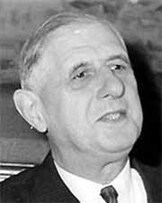 Charles DeGaulle i 1966