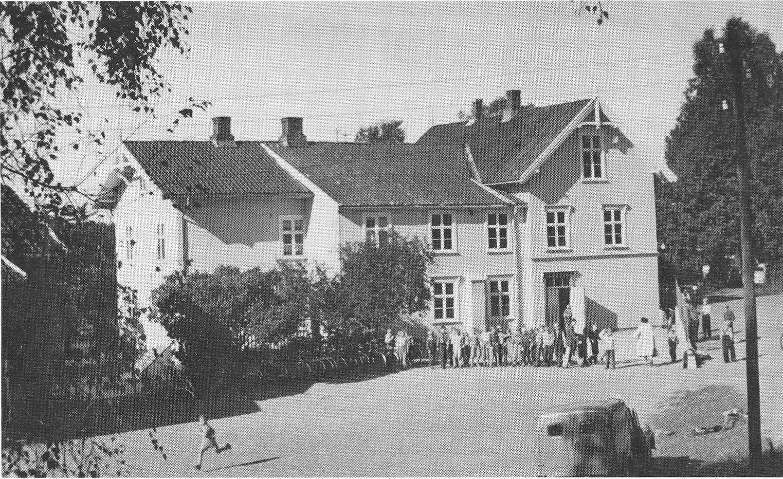 Nøtterøy-skolen 250 år