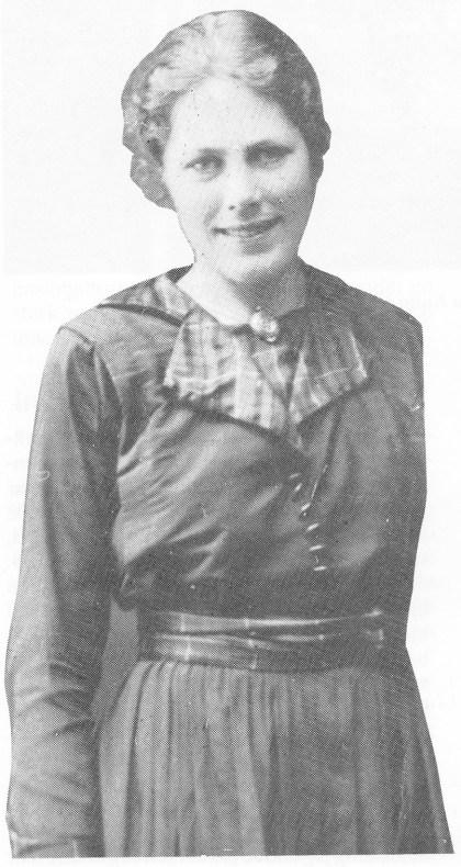 Ragnhild Paulsen f Johannessen arbeidet som ung i Nøtterø Bakeri.