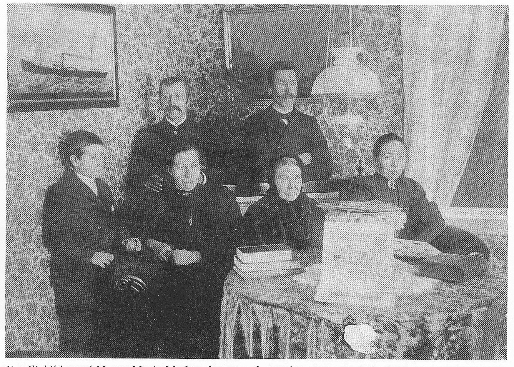 Skomaker og ferjemann fra Nesbrygga – Marcelius og familien i Luen