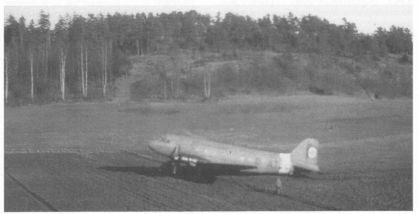 Nødlanding på Kjøle i 1943 – Da Nøtterøy hadde «internasjonal flyplass»