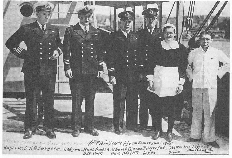 Bildet er utlånt av Jan Gjertsen, kaptein O. K. Gjertsens sønn.
