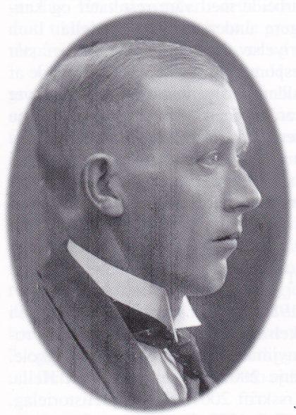 Ole Eugen Schjesvold ca. 1920.(Foto utlånt avforfatteren)
