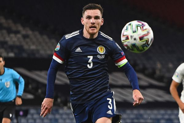 Liverpool man Andy Robertson set to return for Scotland this evening - Not The Old Firm