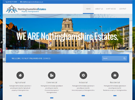 Nottingham Digital Design's Recent Work Nottinghamshire Estates