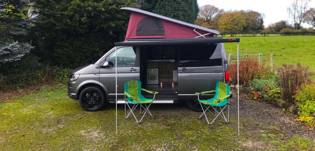 The Nottingham VW Camper Hire Company | VW Camper for hire