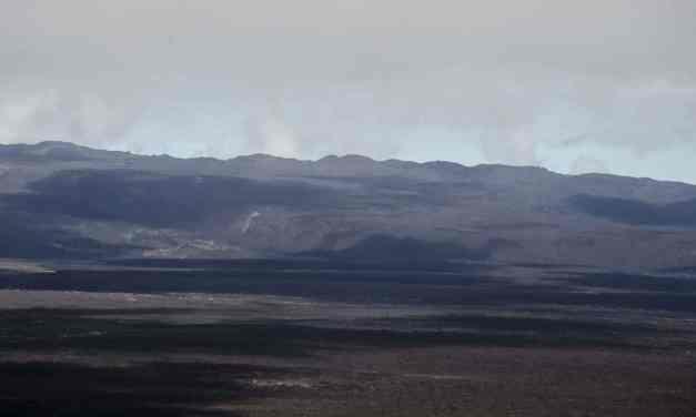 Potential Eruption From Sierra Negra Volcano