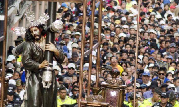 Jesús del Gran Poder, Quito