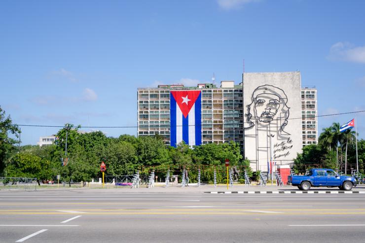 Fidel Castro, Che Guevara