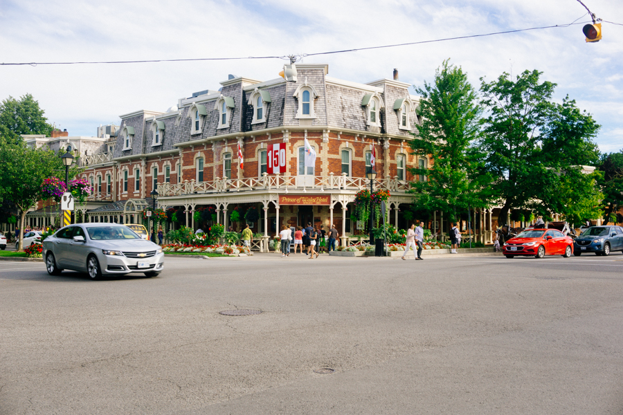 Niagara on the Lake The The Prince Of Wales Hotel