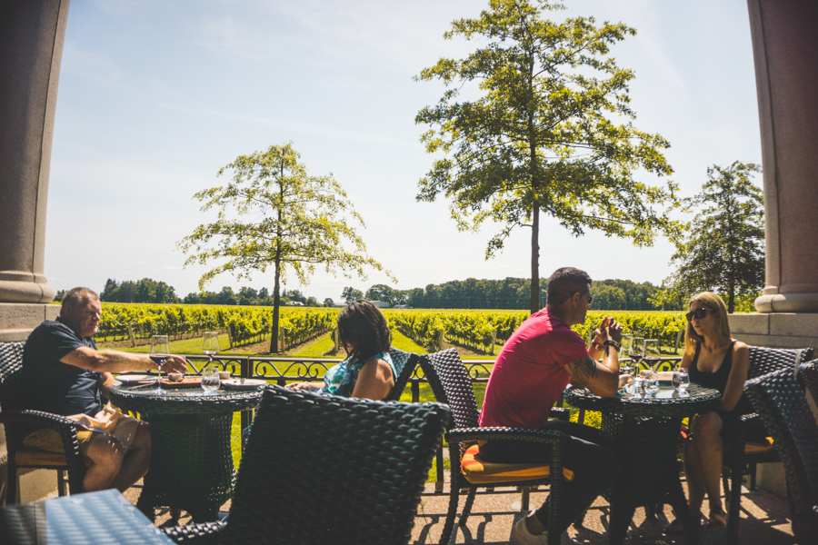 Niagara-on-the-Lake Winery Two Sisters