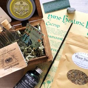 herbal witchery box