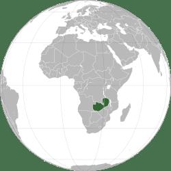 zambia world map ile ilgili görsel sonucu