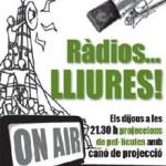 Cinema i ràdios lliures a Can Basté
